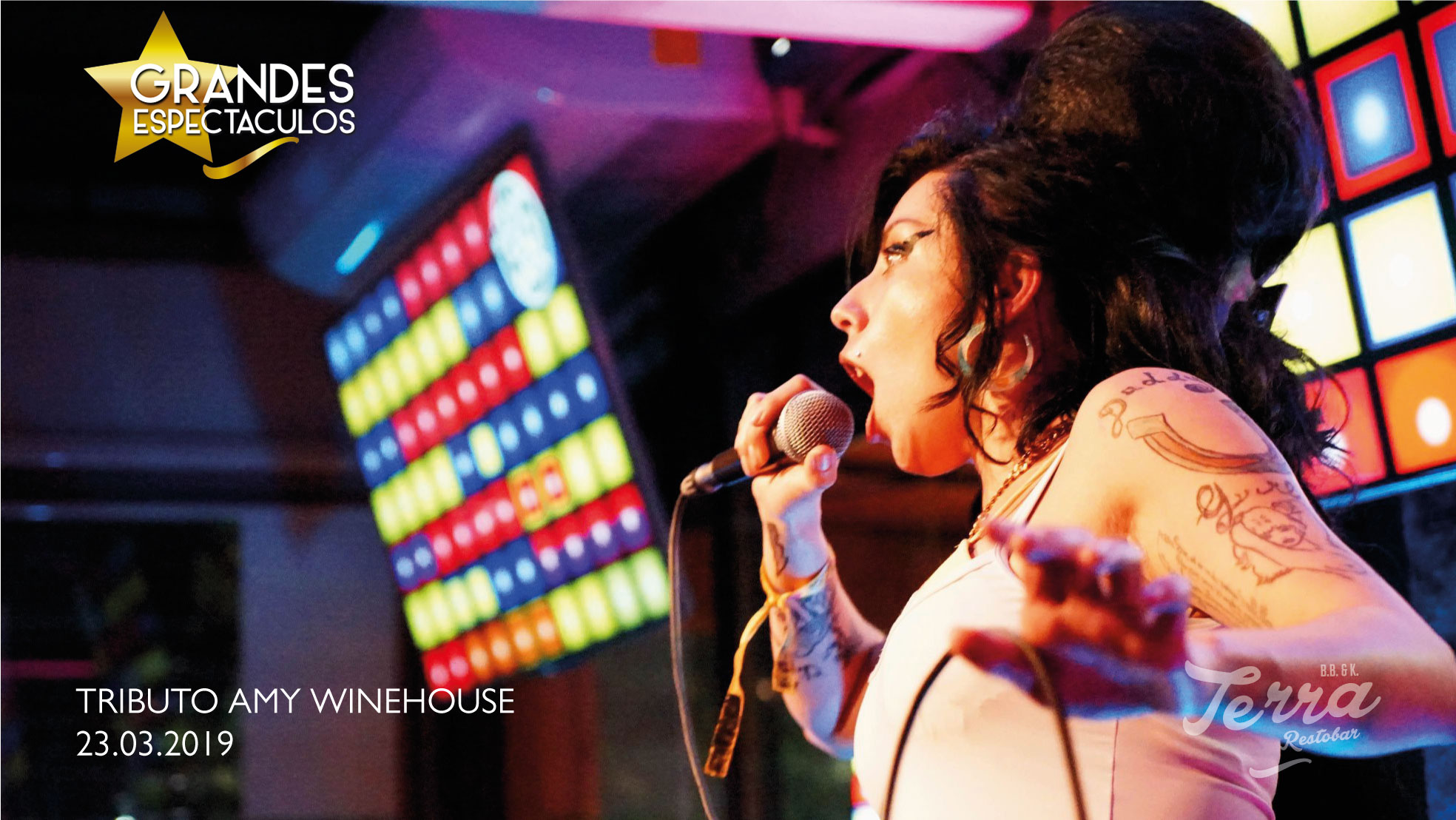 Tributo Amy Winehouse - Terra Restobar - Portada web - Gran Avenida - La-Cisterna - 13