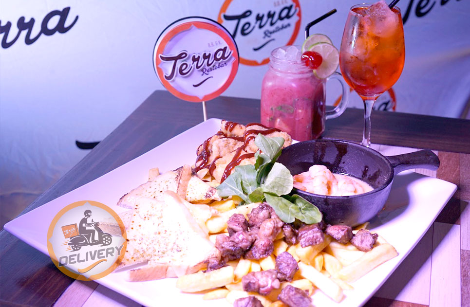 Terra Restobar -- Comparte Terra -- May-20